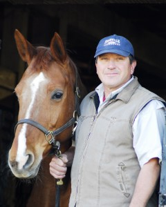 Dr. Forfa of Monocacy Equine in Maryland